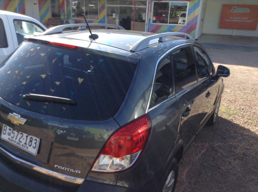 Chevrolet Captiva monovolumen full