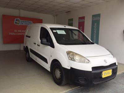 Vehículo - Peugeot Partner 2013
