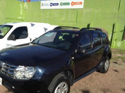 Vehículo - Renault Duster 2012