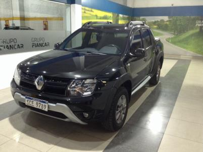Vehículo - Renault Oroch 2018