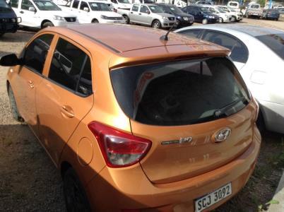 Hyundai i10 grand i10 full
