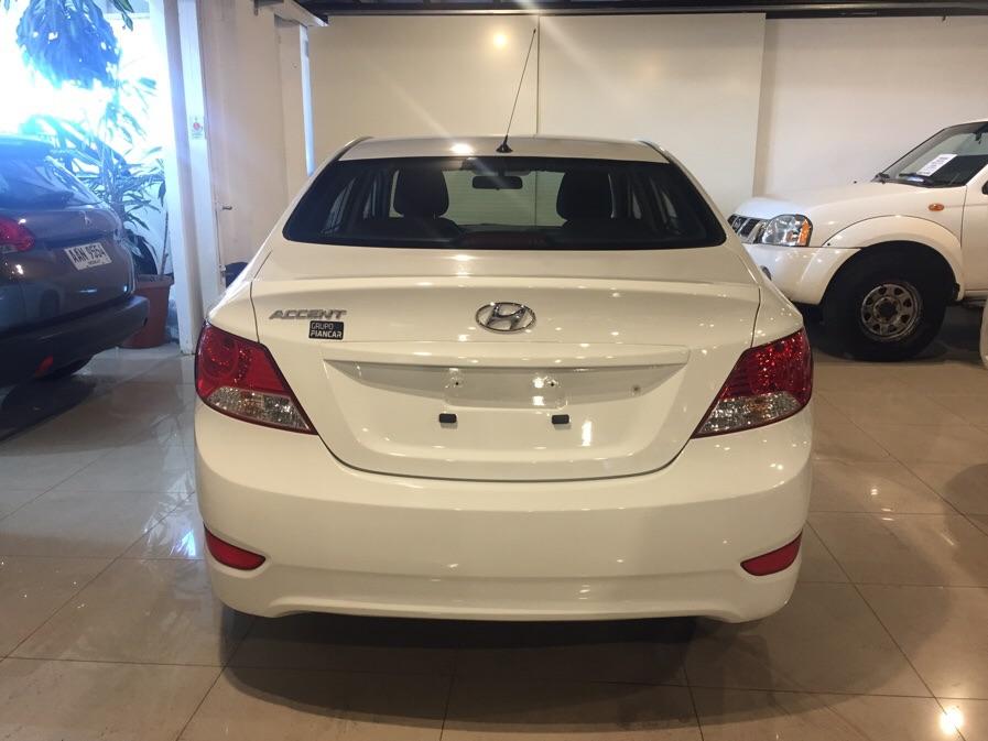 Hyundai Accent GL 1.4