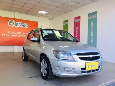 Vehículo - Chevrolet Celta 2013