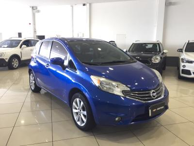 Vehículo - Nissan Note 2015