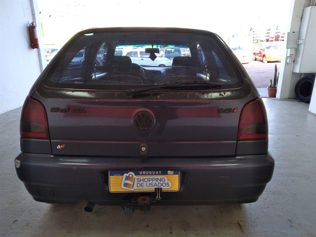 Volkswagen Gol GLI