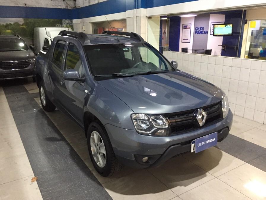 Renault Oroch FULL (Descuenta Iva)