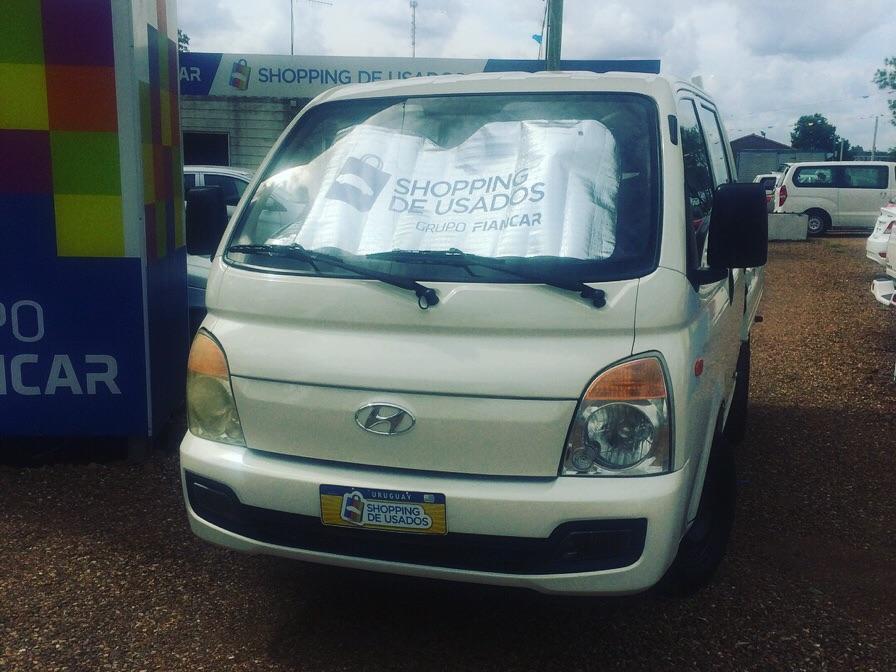 Hyundai Porter Doble cabina