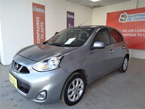 Vehículo - Nissan March 2015