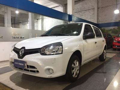 Vehículo - Renault Clio 2015