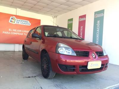 Vehículo - Renault Clio 2012