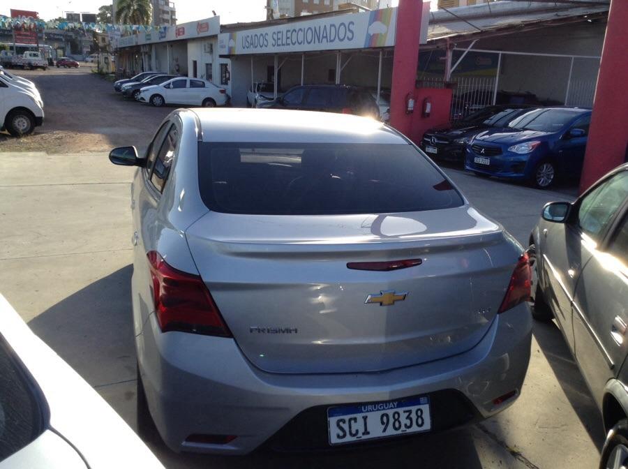 Chevrolet Prisma LTZ sedan full