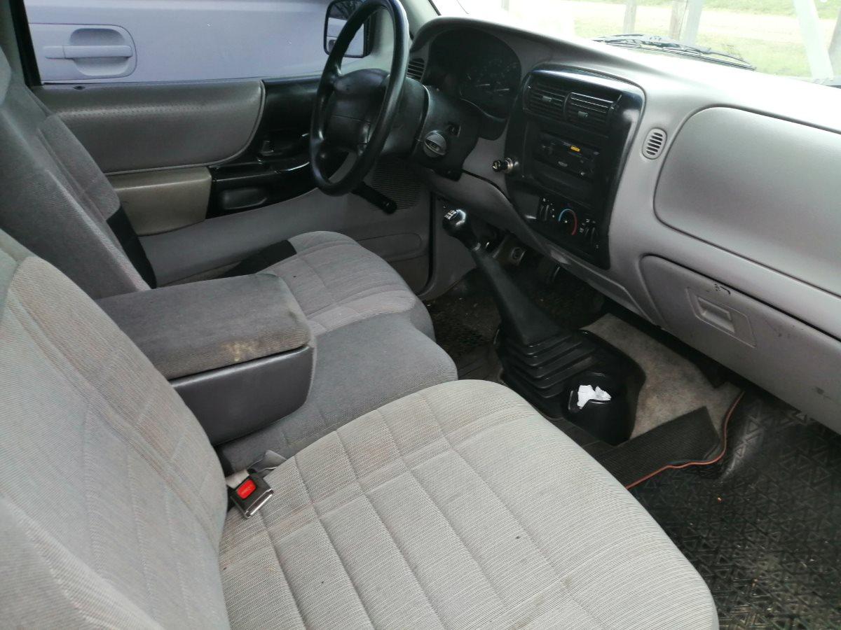 Ford Ranger XLT 3.0 V6