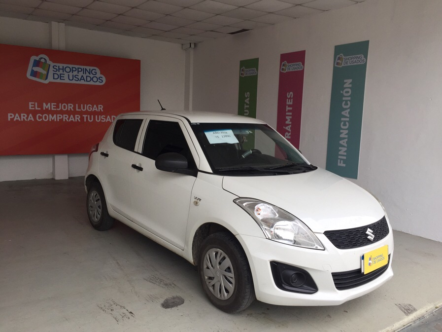 Suzuki Swift GL VVT