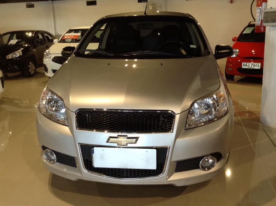 Chevrolet Aveo 2014 Usd 13500 Shopping De Usados