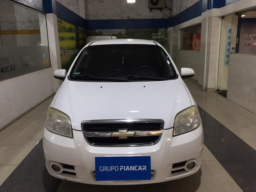 Chevrolet Aveo FULL AUTOMATICO