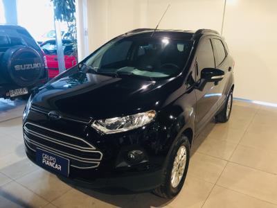 Vehículo - Ford EcoSport 2017