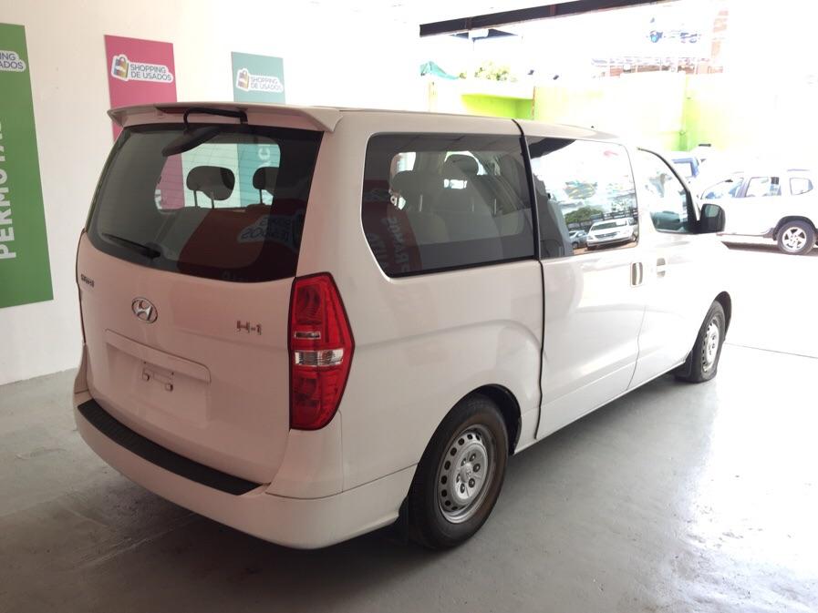 Hyundai H-1 MINIBUS NAFTA