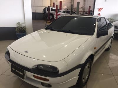 Vehículo - Nissan NX 1991