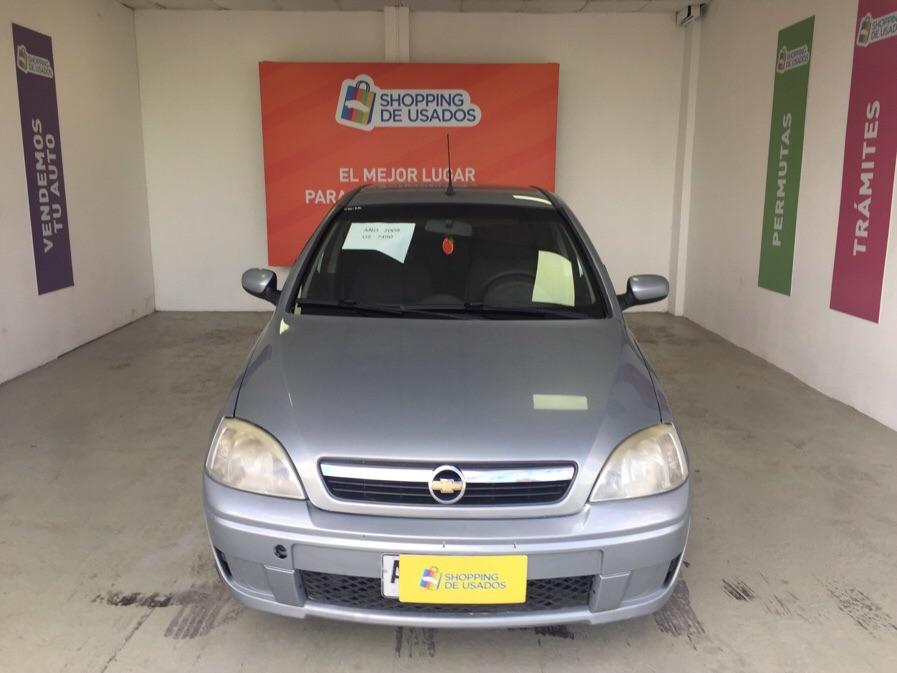 Chevrolet Corsa II