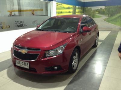Vehículo - Chevrolet Cruze 2010