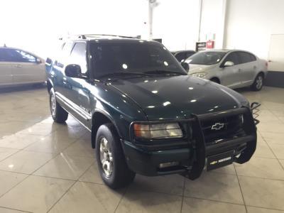 Vehículo - Chevrolet Blazer 1999