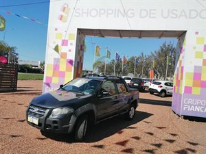 Vehículo - Fiat Strada 2010