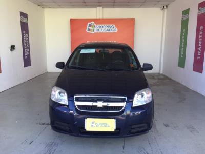 Chevrolet Aveo BASE