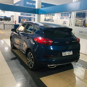Geely Emgrand GS GT EXTRA FULL