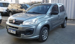 Vehículo - Fiat Uno 2018