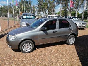 Vehículo - Fiat Palio 2015