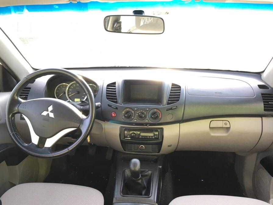 Mitsubishi L200 DID