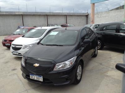 Vehículo - Chevrolet Prisma 2018