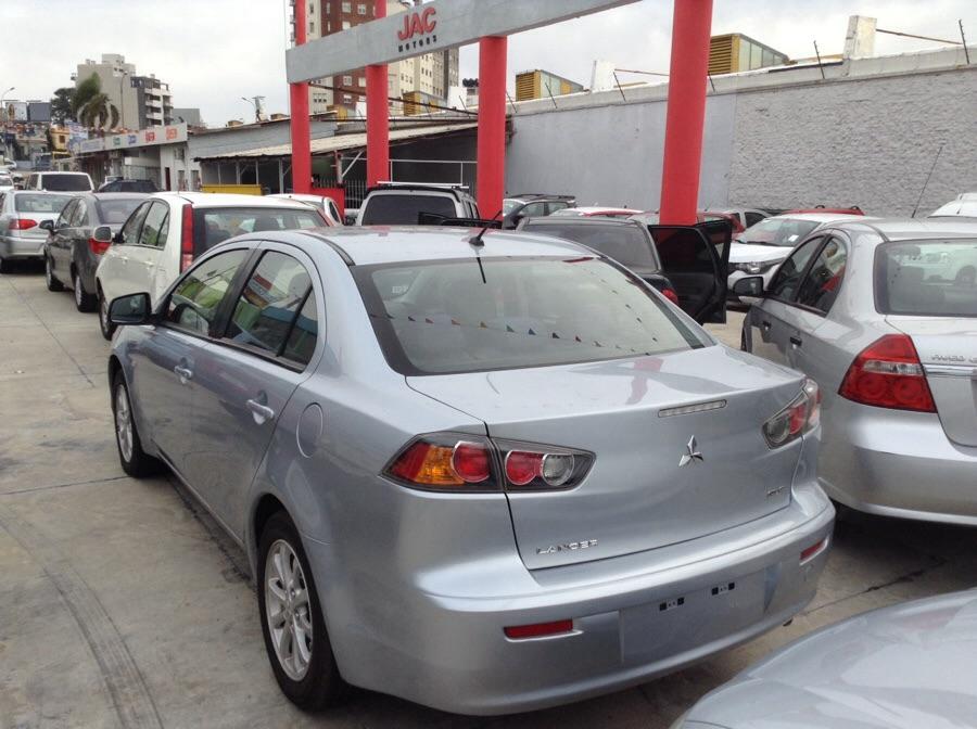 Mitsubishi Lancer sedan full