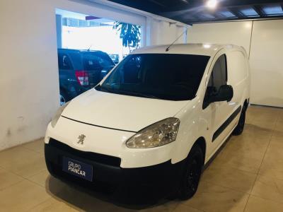 Vehículo - Peugeot Partner 2015