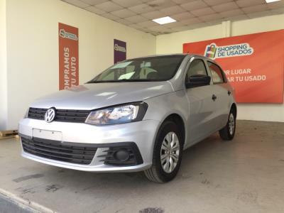 Vehículo - Volkswagen Gol 2017