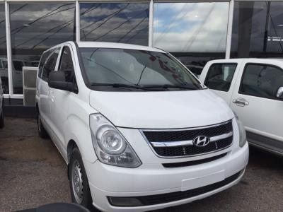 Hyundai H-1 MINIBUS DIESEL 12 ASIENTOS