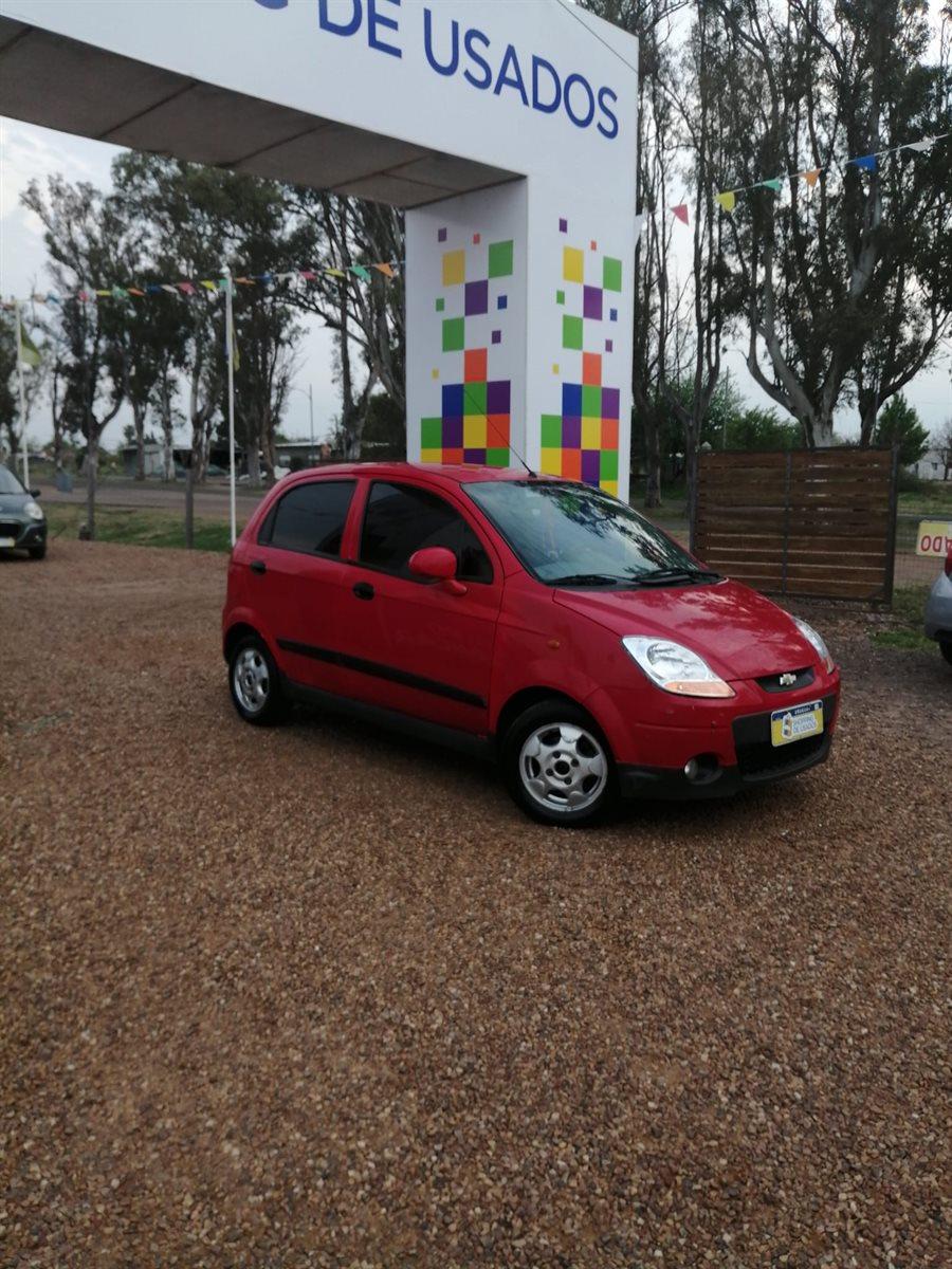 Chevrolet Spark AIRE Y DIRECCIÓN