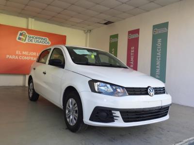 Vehículo - Volkswagen Gol 2018