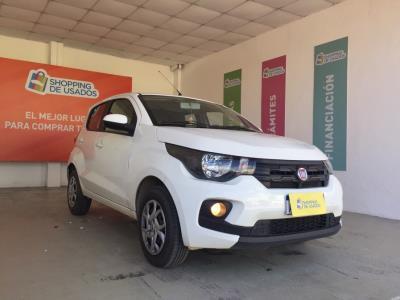 Vehículo - Fiat Mobi 2019
