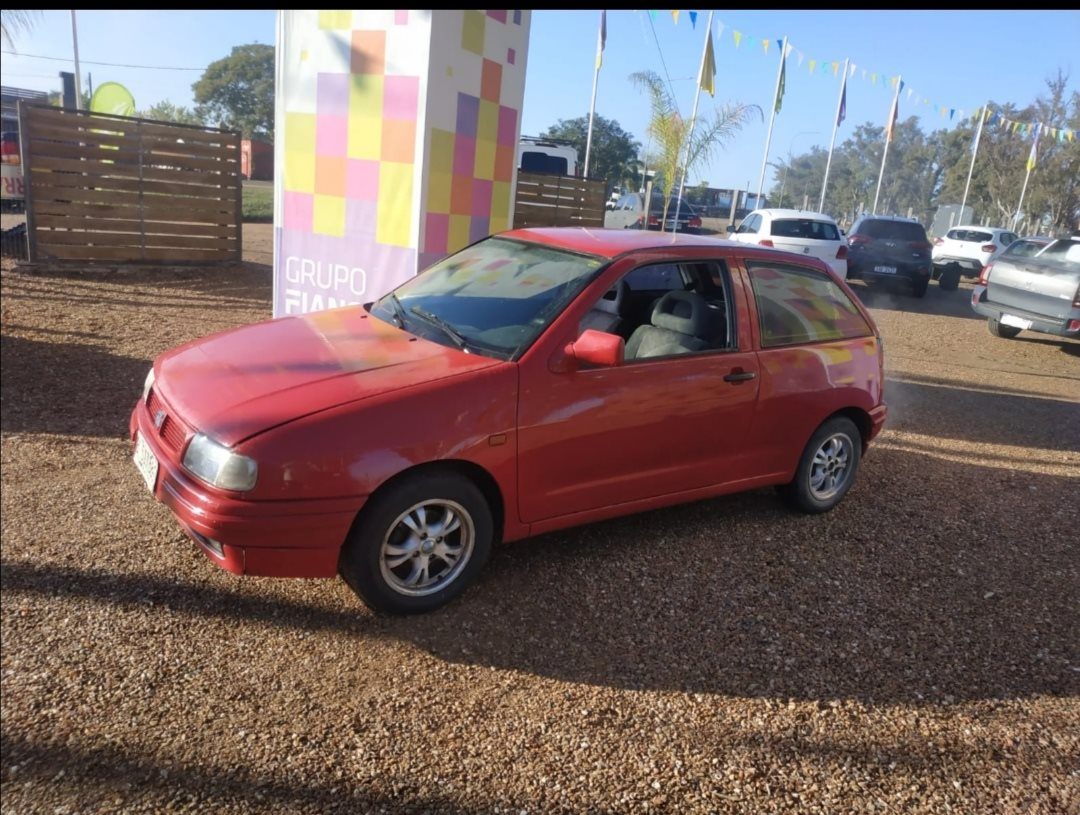 Seat Ibiza 1.8 FULL