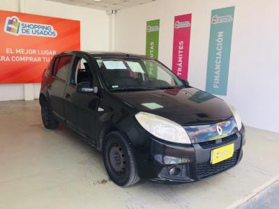 Vehículo - Renault Sandero 2011