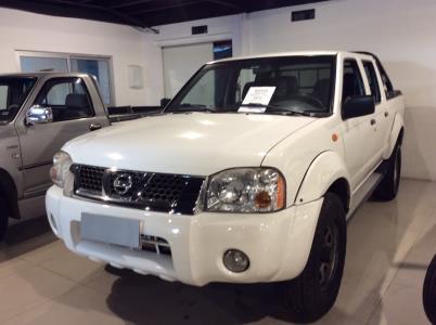 Vehículo - Nissan Frontier 2014
