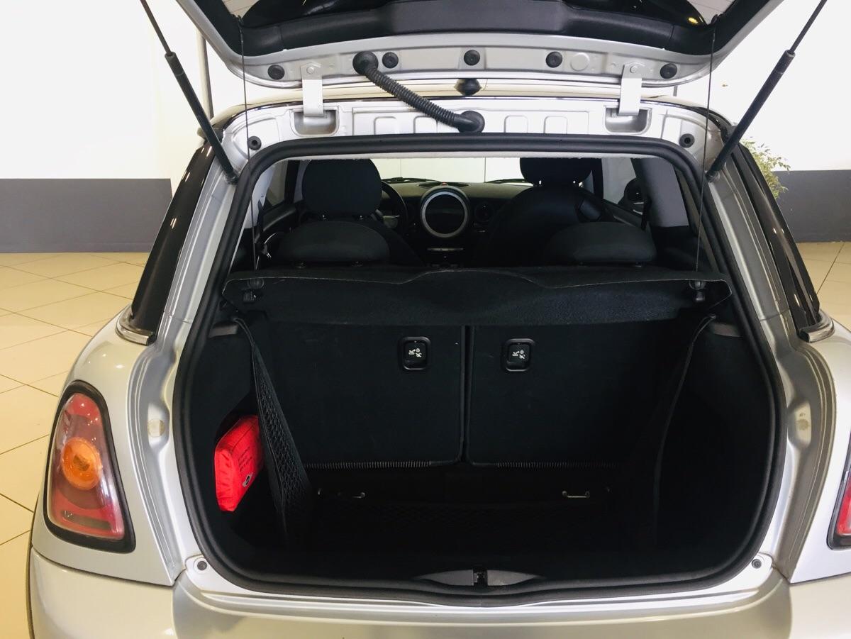 Mini Cooper S 1.6 Turbo
