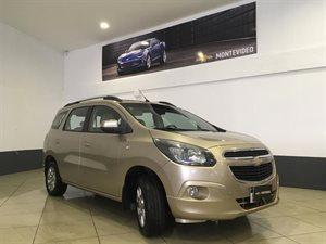 Vehículo - Chevrolet Spin 2013
