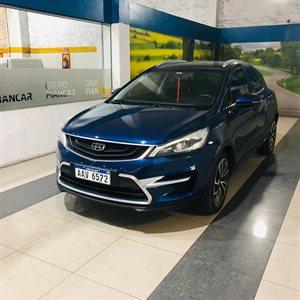Vehículo - Geely Emgrand GS 2018