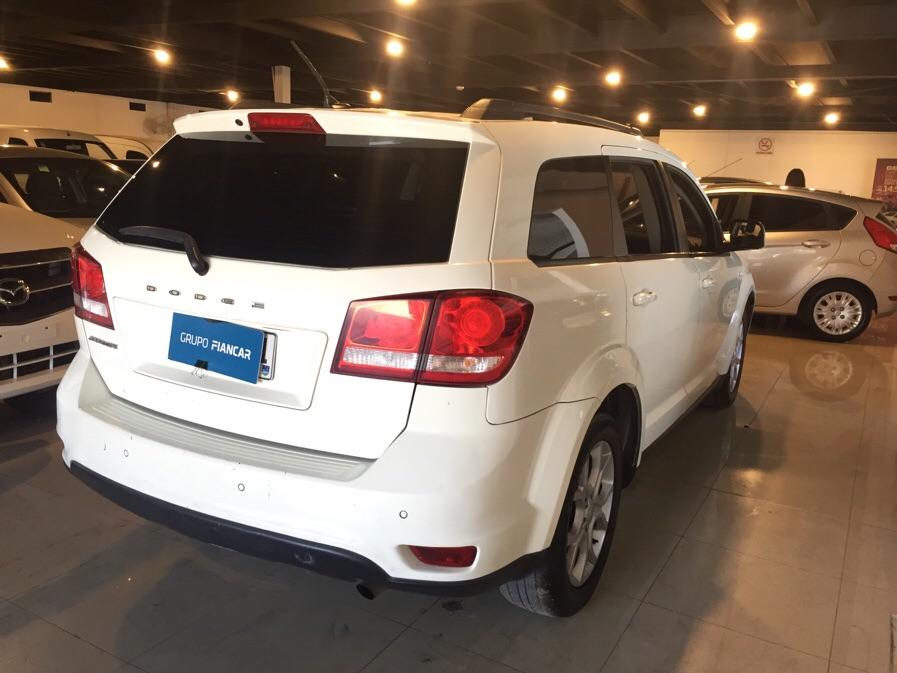 Dodge Journey 7 PASAJEROS AUTOMATICA