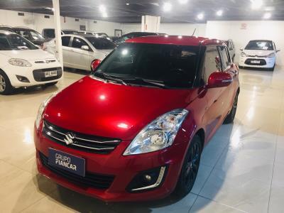 Vehículo - Suzuki Swift 2015