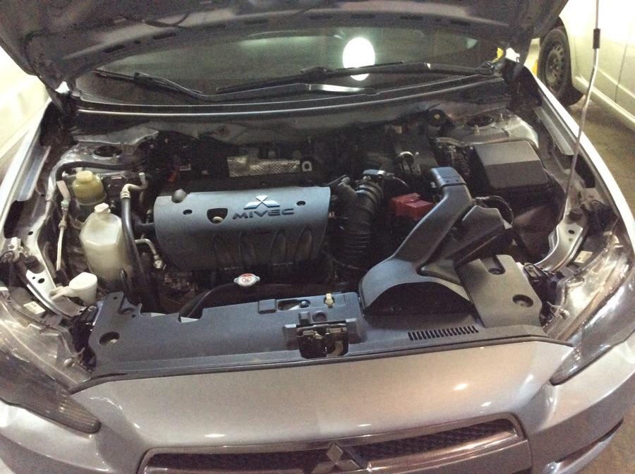 Mitsubishi Lancer GLS
