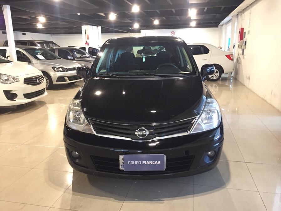 Nissan Tiida AUTOMATICO