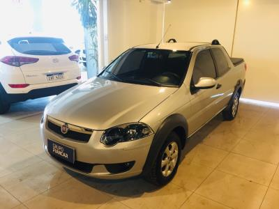 Vehículo - Fiat Strada 2020
